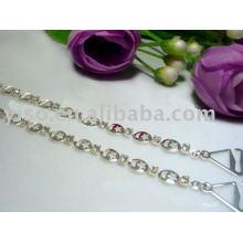 jewelry rhinestone bra straps