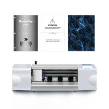 Machine de découpe d'hydrogel pour la boutique d'accessoires de téléphone