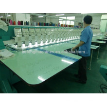 66 heads lace embroidery machine