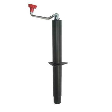 """Top-Wind a-Frame Jack - 5000-Lb. Capacidad de elevación, 15 """"Travel Tongue Jack"""