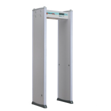 High Sensitivity Factory / Supermarket No Blind Detection Metal Detector Gate