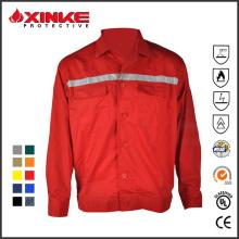bonne qualité minière anti-moustique veste pour les travailleurs de plein air