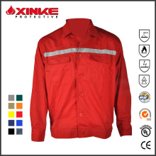 good quality mining mosquito proofing jacket for outdoor workers