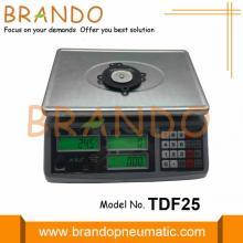 Пневматическая сила 1-дюймовый мембранный импульсный клапан TDF25