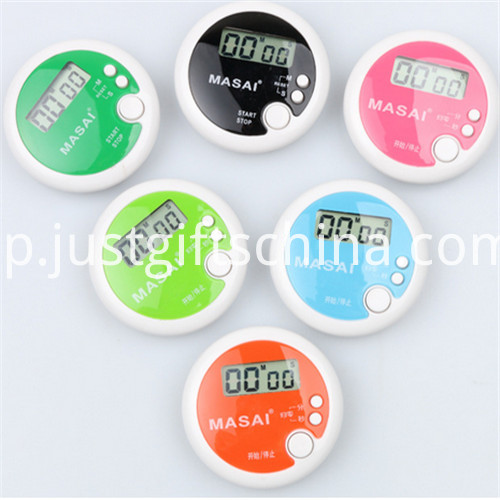Timer W/ Fridge Magnet