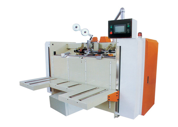 Semi Automatic Box Stapling Machinery