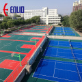 Interlocking Sports Flooring Outdoor