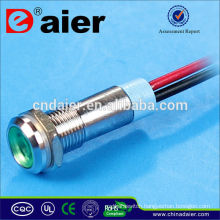 Daier GQ6F-DW 6mm Waterproof Indicator Lighting