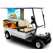 Heißer Verkaufs-Park-Gebrauchs-Nahrungsmittelwagen mit Trojan-Batterie