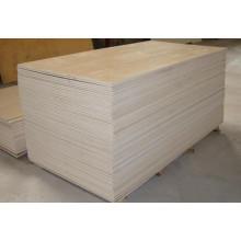 Materiales de construcción baratos de alta resistencia / WPC Building Template 1220 * 2440 * 12