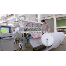 Coberturas industriais automatizadas de alta velocidade CS94 automáticas que acolchoam a máquina