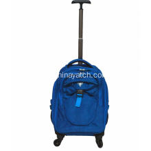 Nylon Single Trolley Wheeled Backapck