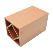 Alto compuesto de madera de Quanlity Post 120 * 120