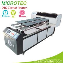 Impressora UV de tamanho A1 de alta eficiência