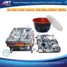 hohe Qualität, made in China Präzision dünnwandige Container Schimmel Preis