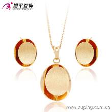 63632 china fashion vergoldet schmuck großhandel gut aussehend elegant 18k vergoldet schmuck