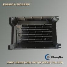 Алюминиевый литой радиатор