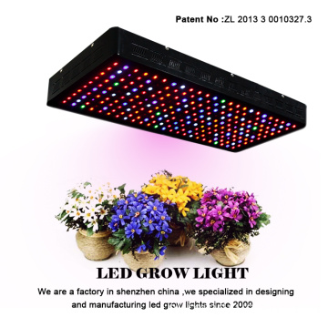 Chinese Leverancier Gaea 1200w Full Spectrum LED Grow Light