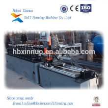 Drywall Punching Galvanic Plate Steel Profile Rolling Machine