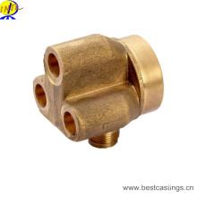 OEM Custom Brass Sand Casting Part