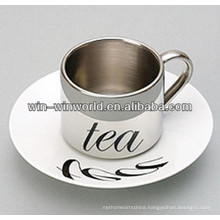 Reflective Double Wall Stainless Steel Coffee Mug Wholesale