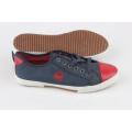 Men Shoes Leisure Comfort Men Canvas Shoes Snc-0215103