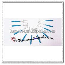 V197 304 linha de aço inoxidável Chocolate Decorating Forks Combination