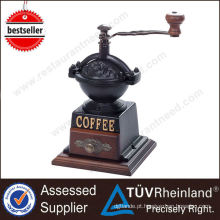 Fornecedor de China Shinelong Large manual de moedor de café italiano