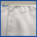 Microfaser Wildleder Bleichmittel Weißes Gewebe (QHAD666)