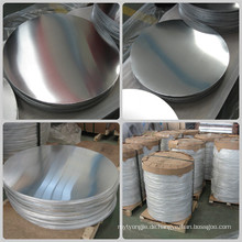 GB Standard Aluminium Circles Anhänger in China