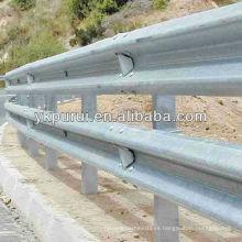 Máquina formadora de rodillos para la barandilla de la autopista