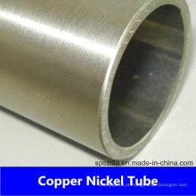 Tubo de níquel de cobre CuNi 70/30 para permutador de calor