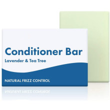 Wholesale Natural Lavender & Tea Tree Conditioner Bar Soap