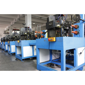 Y Type Wire Making Machine for Metal Zipper