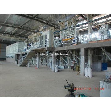 rice production line 20T/D Complete set high quality rice mill plant