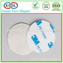Runde 3M Kleber PE Schaum n42 Neodym-Magneten