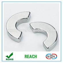 moto half ring neodymium magnet