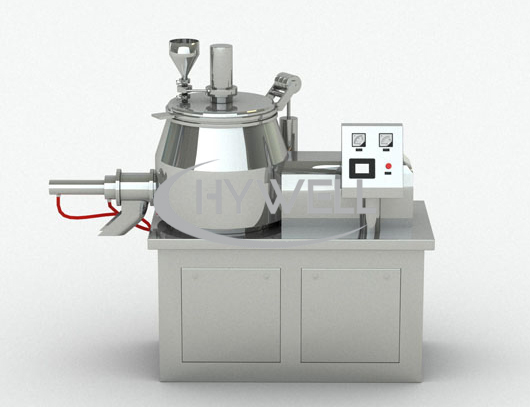 Mixing and Granulator