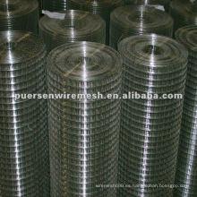 Fabricación de malla soldada galvanizada Anping