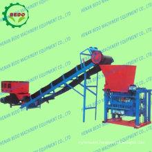 Hydraulic Concrete block making machine 0086 133 4386 9946