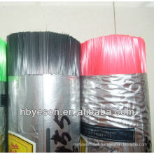 PET plastic fiber for brooms