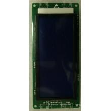 Ascenseur ascenseur écran parallèle, écran LCD, indicateur d'affichage parallèle