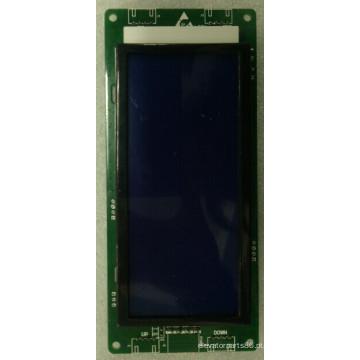 Elevador elevador paralelo Display, Display LCD, indicador LCD paralelo