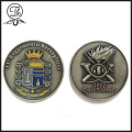 OEM Cheap Metal Police Challenge Coin
