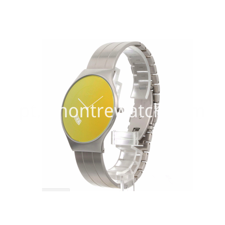 ultrathin wrist watch