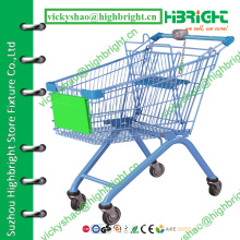 supermarket shopping cart,large capacity gimi shopping trolley,cool shopping trolley