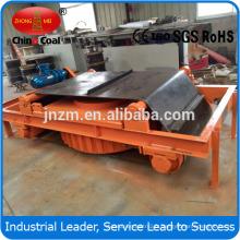 Séparateur magnétique pour convoyeur à bande RCDD pour le traitement de l'extraction du minerai de fer en auto-nettoyage