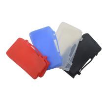 4Colors En Caoutchouc Souple Housse En Silicone Pour Nintendo Nouvelle 3DS XL LL 3DSXL / 3DSLL Console Pleine Corps Peau De Protection Shell
