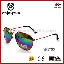 Moda camo cor óculos de sol de metal por atacado Alibaba