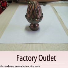 Factory Direct Sale Rod Pipe Window Curtain Rode Track (ZH-8082)